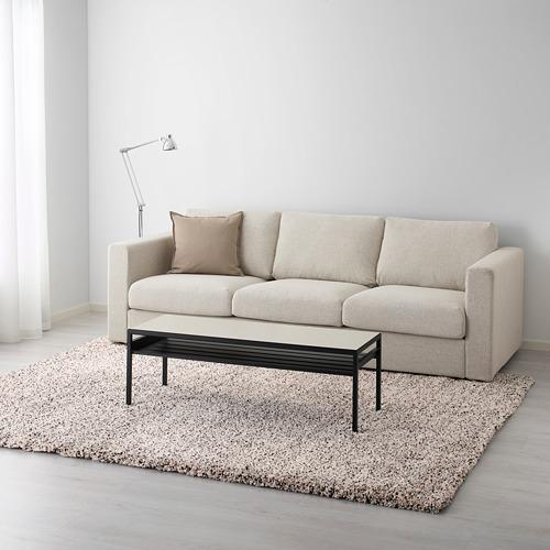 VINDUM alfombra, pelo largo, 200x270cm