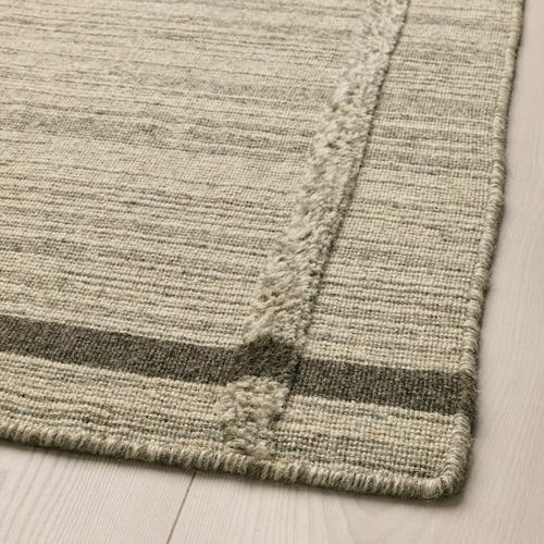 HÖJET alfombra, lisa, 133x195cm