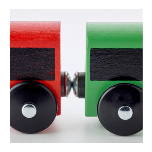 LILLABO juego básico tren 20 piezas
