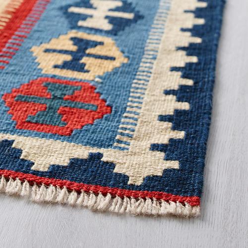 PERSISK KELIM GASHGAI alfombra oriental, 125x180cm