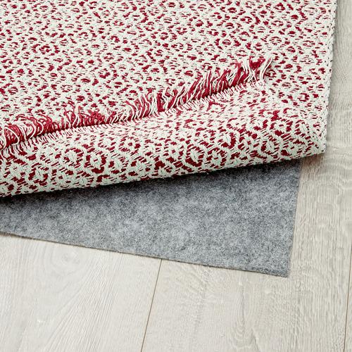 RÖRKÄR alfombra, lisa, 80x150cm