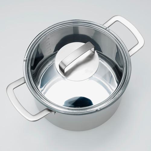IKEA 365+ olla con tapa, 5 litros