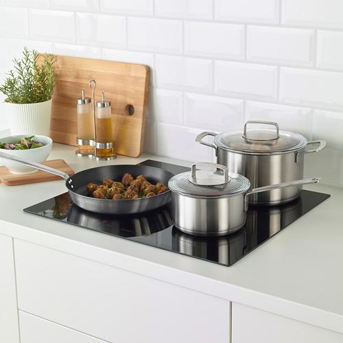 IKEA 365+ ollas y cacerolas, 5 piezas