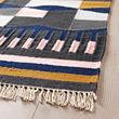 TÅRBÄK alfombra, lisa, 170x240cm