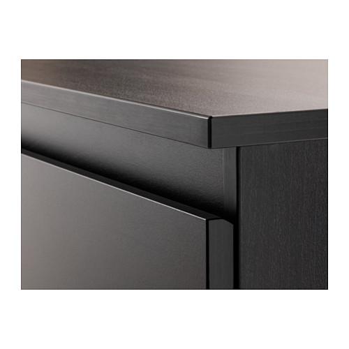 KULLEN cómoda vertical de 5 cajones, 70x40x112cm