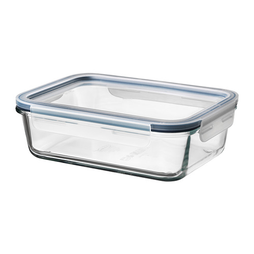 IKEA 365+ bote con tapa, 1 litro