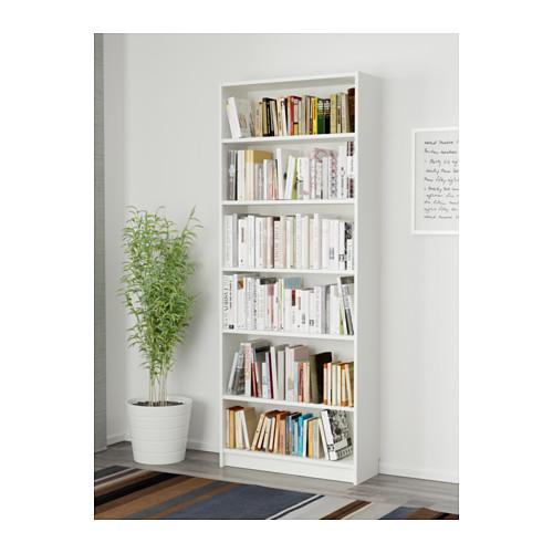 BILLY librería, 80x28x202cm