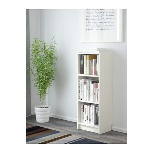 BILLY librería, 40x28x106 cm