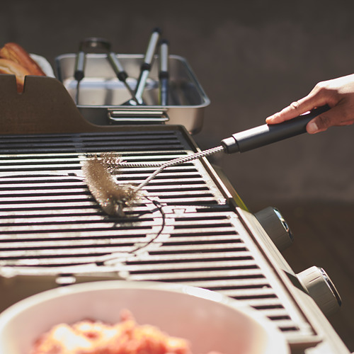 GRILLTIDER cepillo limpieza barbacoa