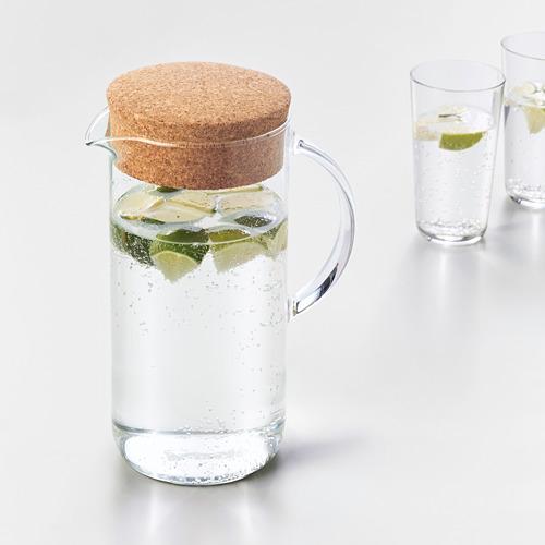 IKEA 365+ jarra con tapa