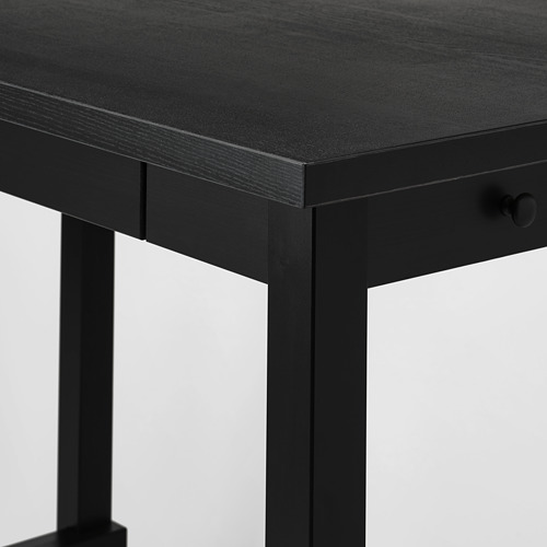 NORDVIKEN/NORDVIKEN barra y 4 taburetes
