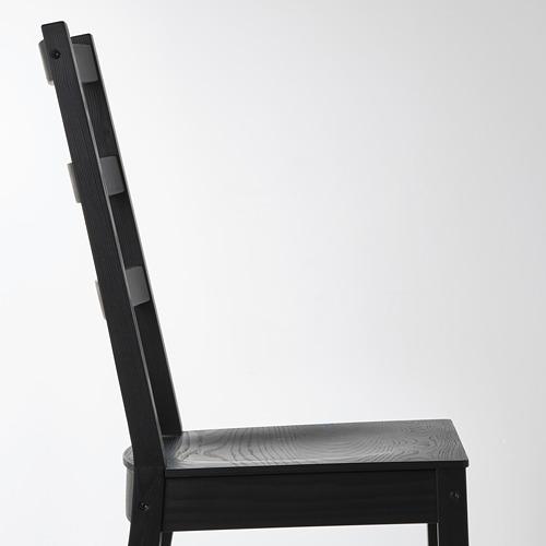 NORDVIKEN/NORDVIKEN mesa y dos sillas