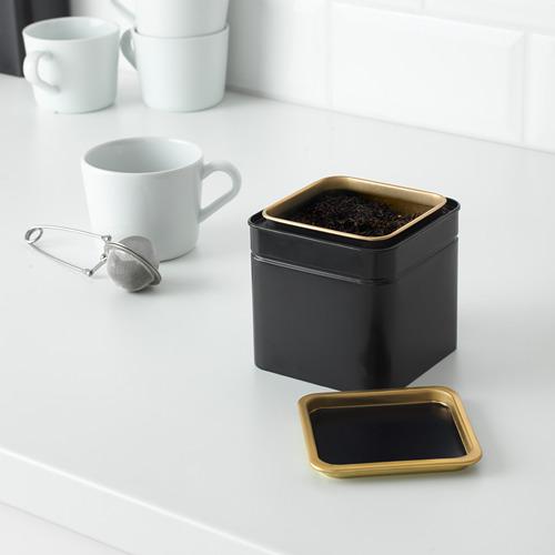 BLOMNING caja té/café