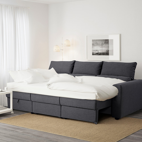 ESKILSTUNA sofá cama 3 plazas