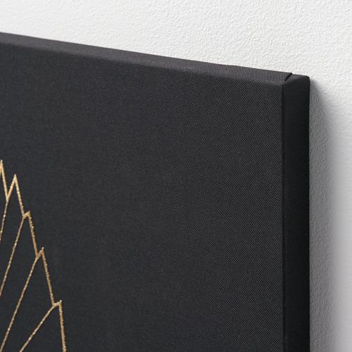 PJÄTTERYD cuadro, 56x56cm