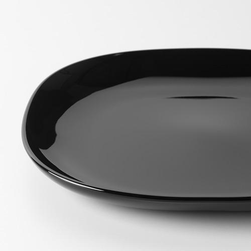 BACKIG  juego de 4 platos de  25x25cm