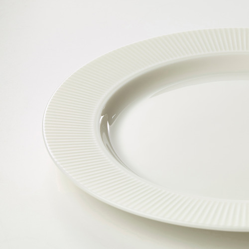 OFANTLIGT plato, 22cm de diámetro