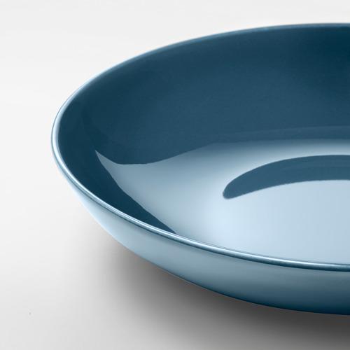 FÄRGRIK plato hondo, 24cm de diámetro