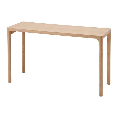 RÅVAROR mesa auxiliar, 130cm de longitud
