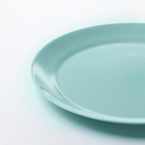 BESEGRA  juego de 4 platos de  25cm de diámetro