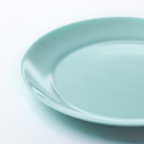 BESEGRA  juego de 4 platos de  21cm de diámetro