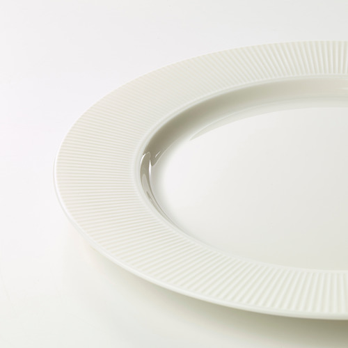 OFANTLIGT plato, 28cm de diámetro