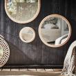 HINDÅS espejo, 50cm de diámetro