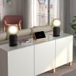 SYMFONISK lámpara mesa +altavoz WiFi