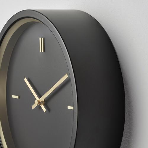 STURSK reloj de pared, 26cm de diámetro