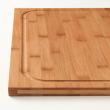 LÄMPLIG tabla de cortar, 53x46cm