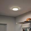 NÄVLINGE lámpara techo LED