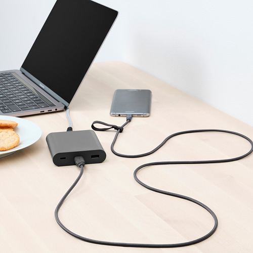 LILLHULT USB tipo A para micro USB, 150cm