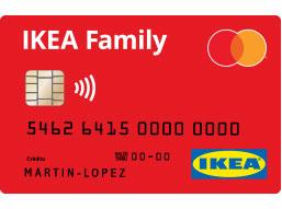 ikea family card change address