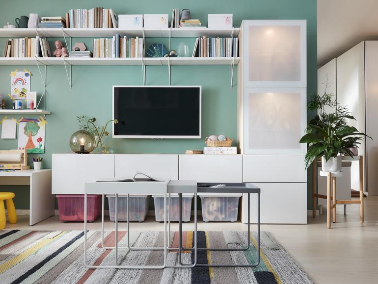 Organizando el ocio y el descanso en tu salón