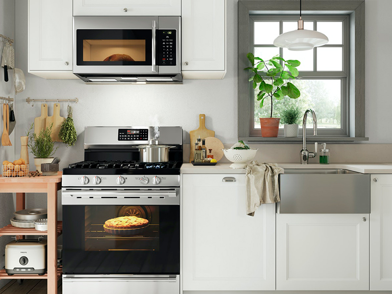 Update your kitchen with TOP appliances