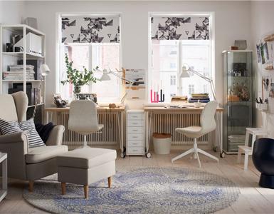 Tu espacio ideal de trabajo en casa