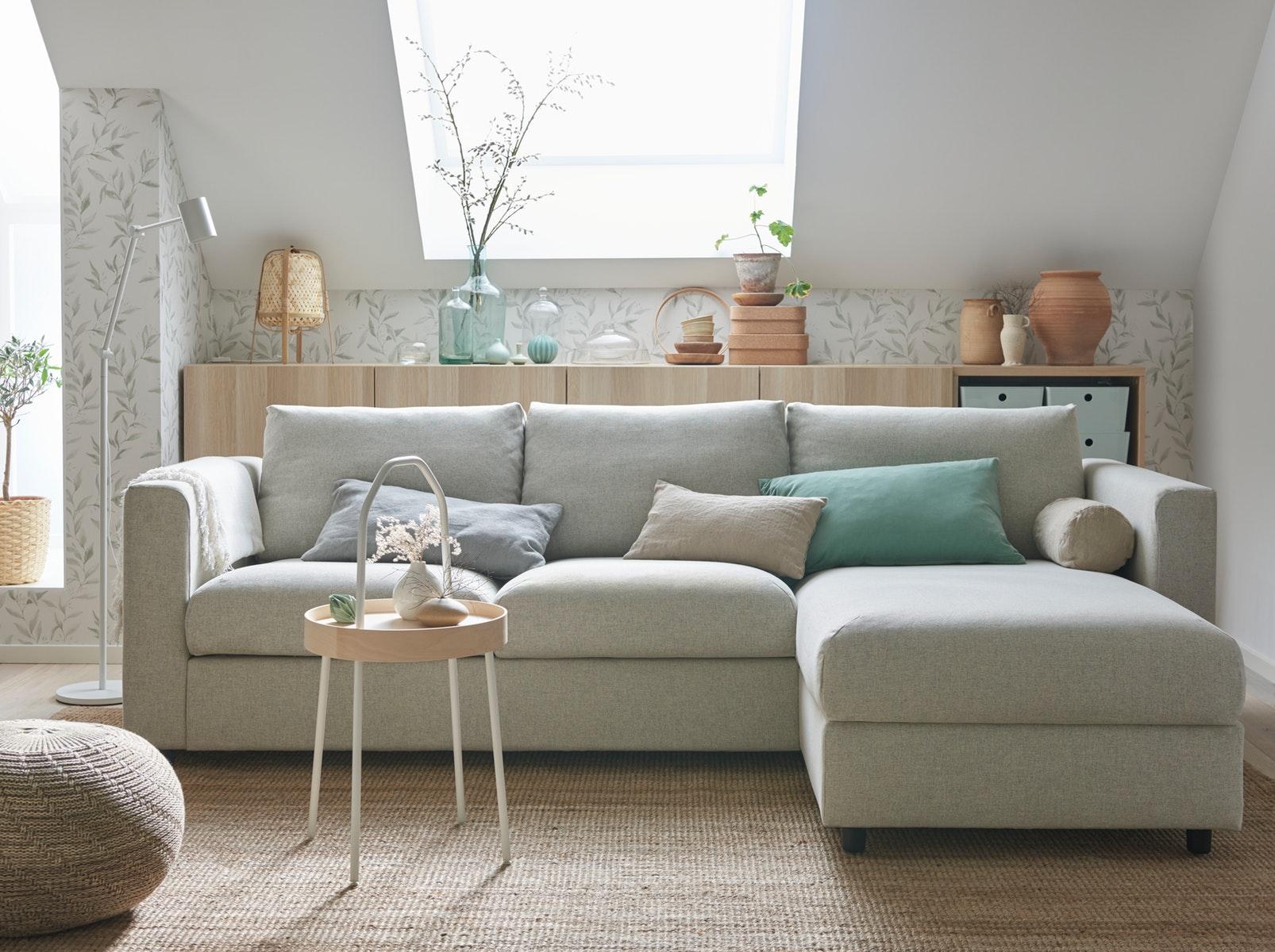 El sofá de tus sueños...