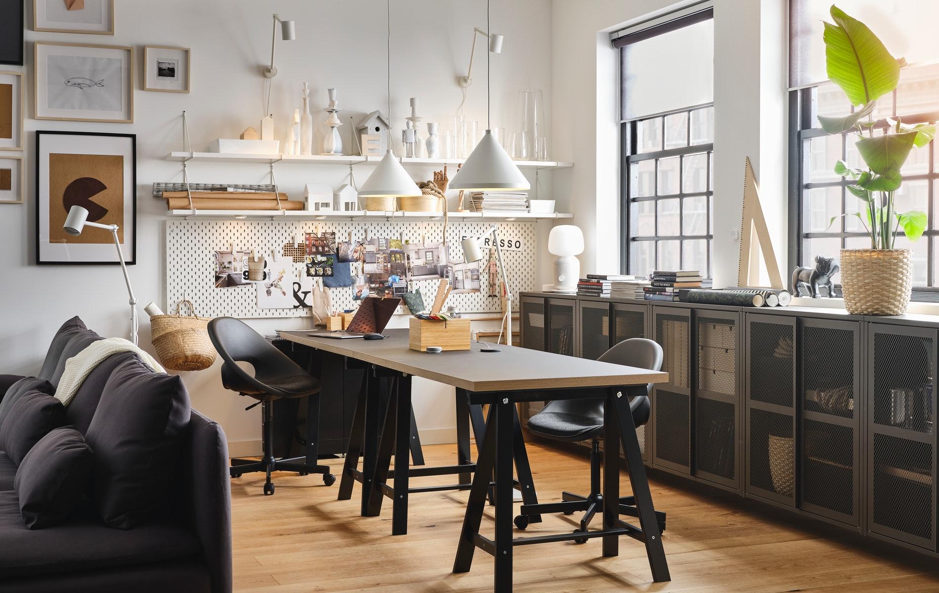 Tu oficina en casa más productiva que nunca