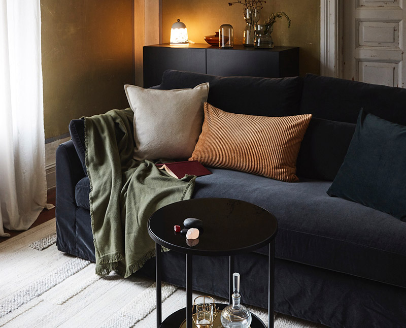 Ideas for renovating your living room in autumn