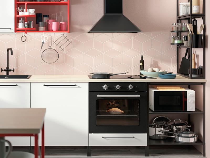Presentamos la serie de cocinas ENHET