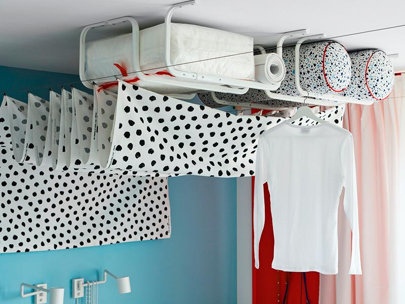 Ideas de almacenaje para un dormitorio juvenil
