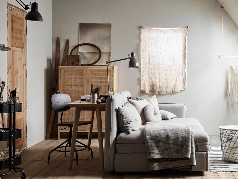 Convierte tu piso pequeño en un espacio multifuncional