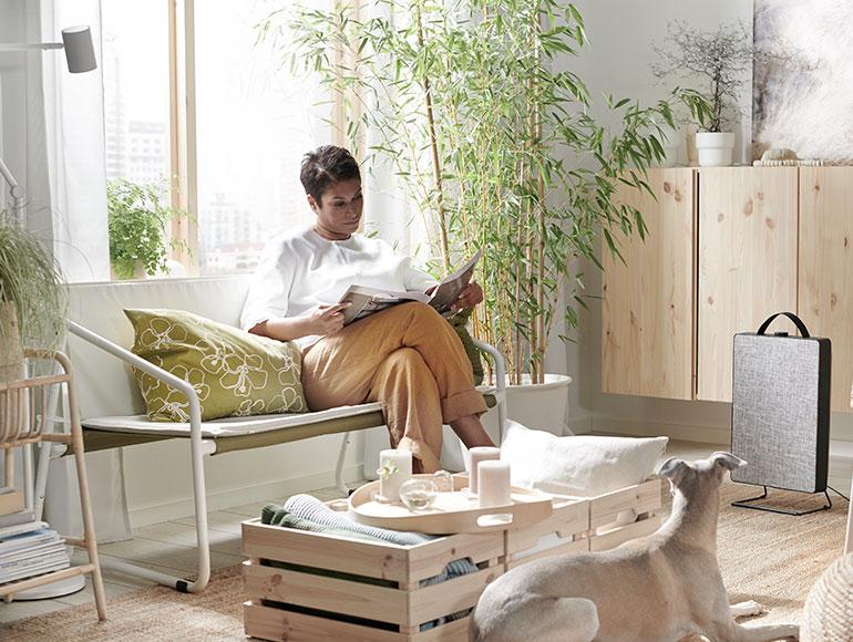 Un soplo de aire fresco en tu hogar
