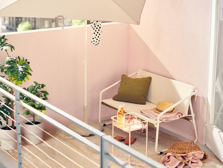 Vacaciones de verano en tu balcón