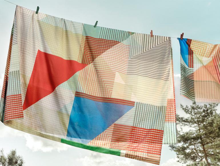 Textiles para el lado más divertido del verano