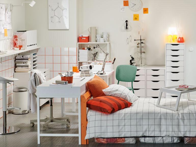 Inspírate en diferentes espacios de estudio