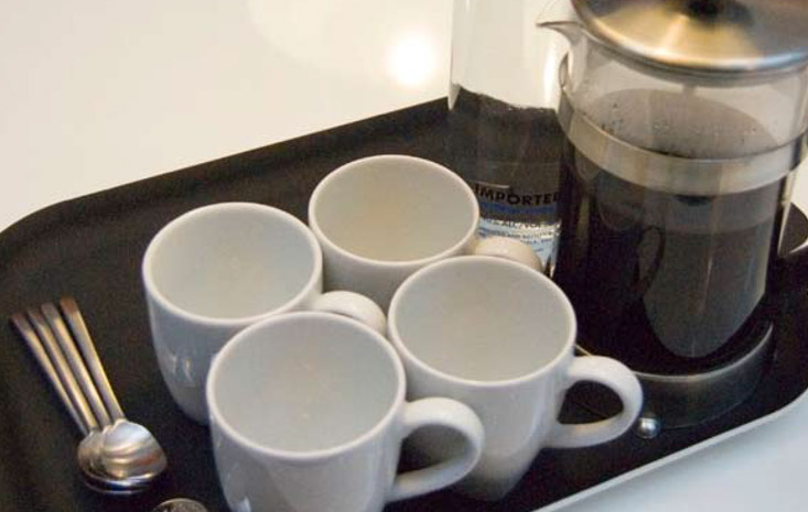 Cuckoo coffee